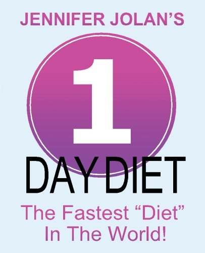 9781535270779: 1-Day Diet - The Fastest