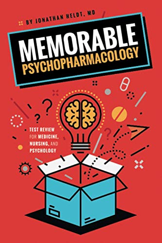 Memorable Psychopharmacology: Heldt M. D.,