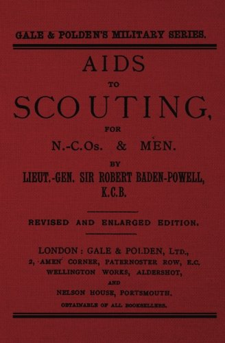 9781535281508: Aids to Scouting: For N.-C.Os. & Men