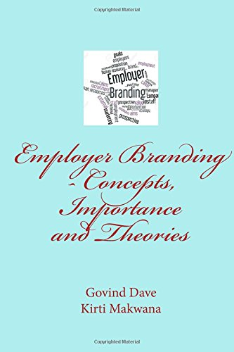 9781535285537: Employer Branding - Concepts, Importance and Theories