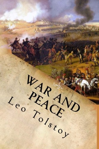 9781535299534: War And Peace