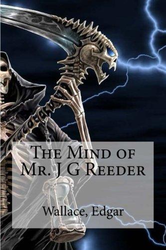 9781535326384: The Mind of Mr. J G Reeder