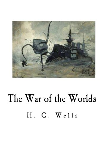 9781535336260: The War of the Worlds (H. G. Wells)
