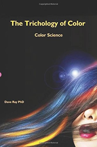 9781535349437: The Trichology of Color: Color Science