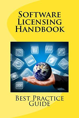 9781535373982: Software Licensing Handbook: Best Practice Guide