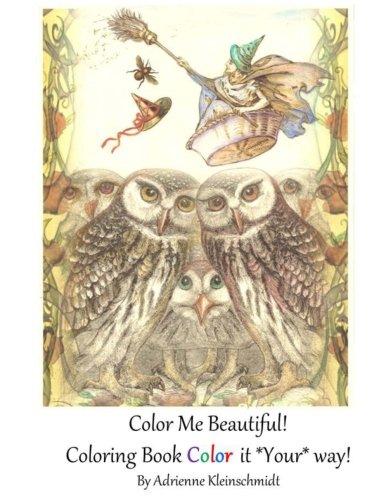 9781535377324: Color Me Beautiful!