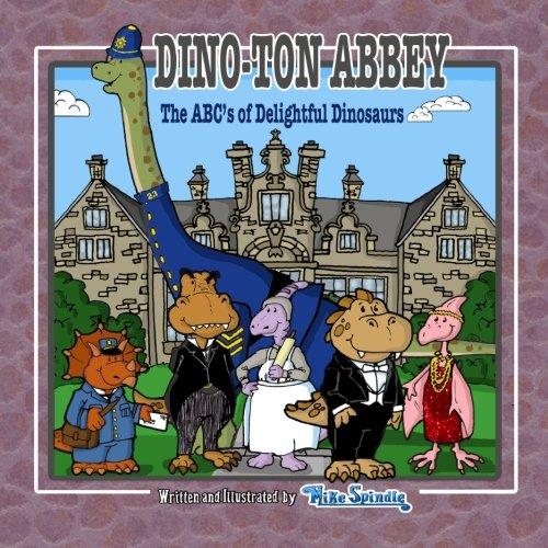 9781535388245: Dino-ton Abbey