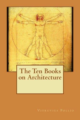9781535392297: The Ten Books on Architecture