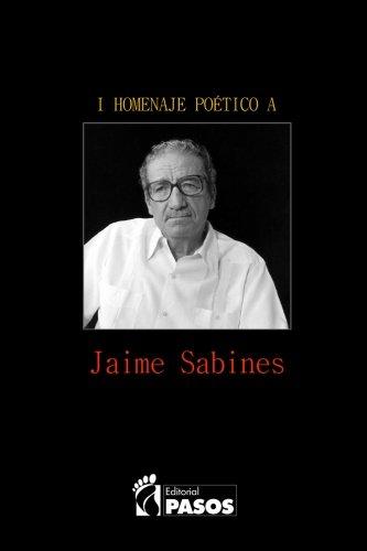 9781535395717: I Homenaje Poetico a Jaime Sabines