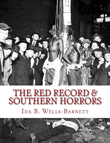 9781535396417: The Red record & Southern Horrors: Real American History