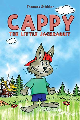 9781535402231: Cappy the Little Jackrabbit