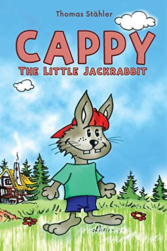 9781535402231: Cappy the Little Jackrabbit