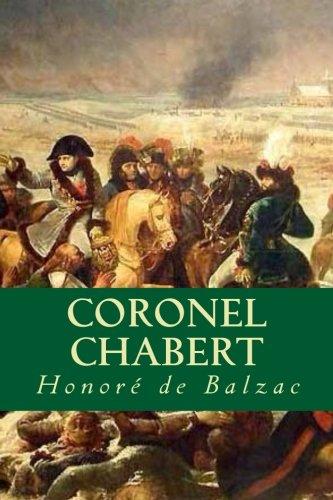 9781535415002: Coronel Chabert