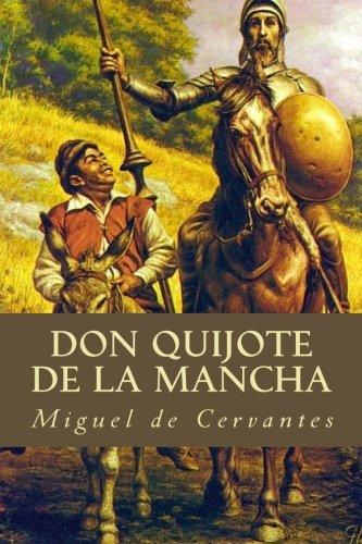 9781535415361: Don Quijote de la Mancha