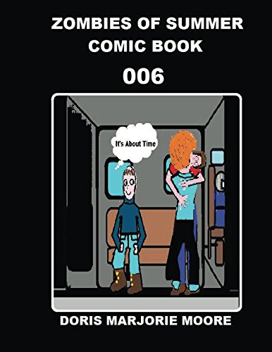 9781535431781: Zombies of Summer- Comic Book 006 (Volume 6)