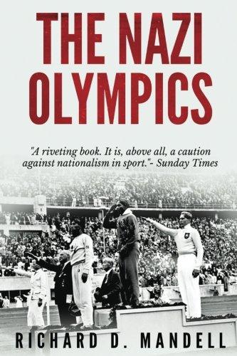 9781535438124: The Nazi Olympics