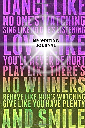 My Writing Journal: L.M. GLenn