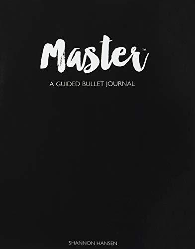 9781535469555: Master Guided Bullet Journal