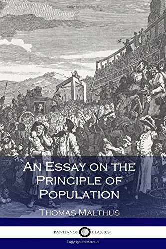 9781535495110: An Essay on the Principle of Population