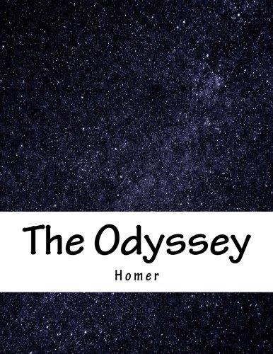 9781535555142: The Odyssey
