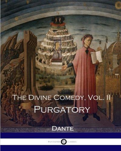 9781535571463: 2: The Divine Comedy, Vol. II: Purgatory