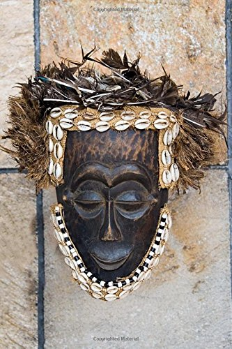 9781535583763: Antique African Mask from Ndebele Tribe of Zimbabwe Journal: 150 page lined notebook/diary