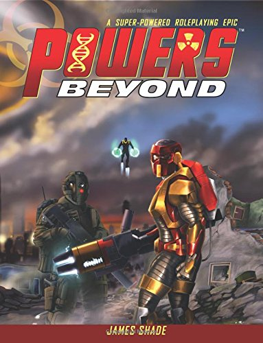 9781535599726: Powers Beyond - A Superpowered Roleplaying Epic