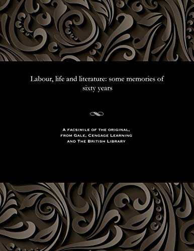 Labour, Life and Literature: Some Memories of: David Rubinstein