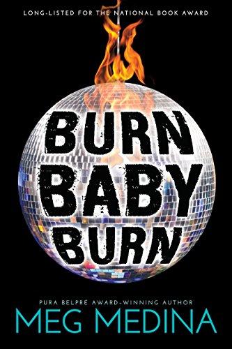 BURN BABY BURN: Medina, Meg