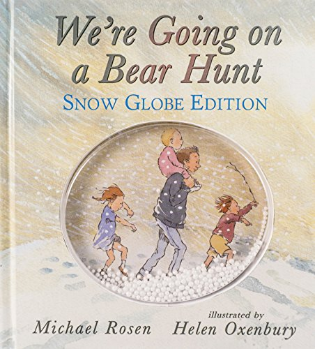 9781536200294: We're Going on a Bear Hunt: Snow Globe Edition