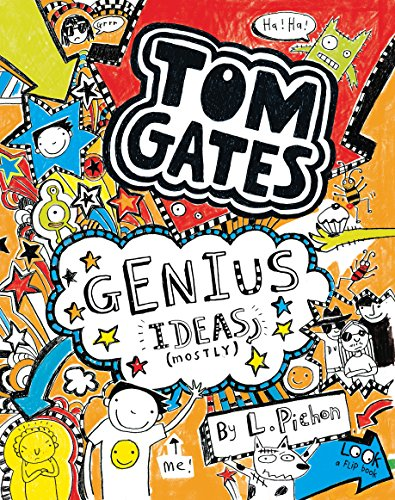 9781536201291: Tom Gates: Genius Ideas (Mostly): 4