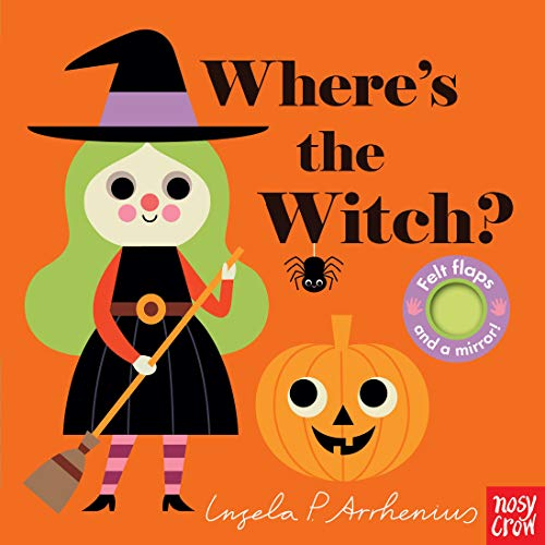 9781536207538: Where's the Witch?