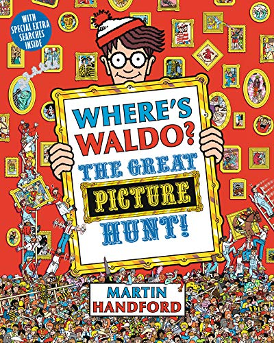 9781536213072: Where's Waldo? the Great Picture Hunt!