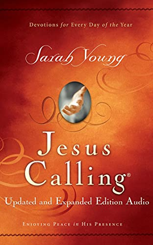 9781536615500: Jesus Calling Updated and Expanded Edition