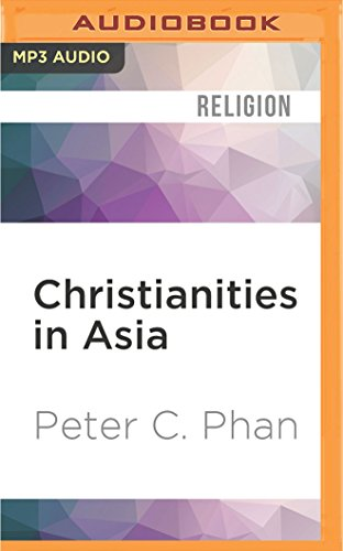 9781536644029: Christianities in Asia (Blackwell Guides to Global Christianity)