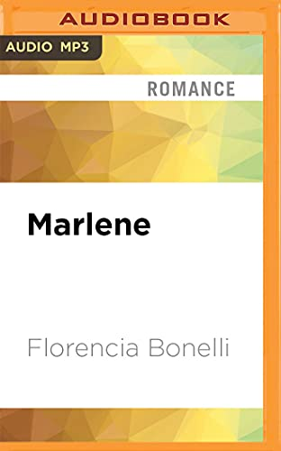 Marlene (CD-Audio): Florencia Bonelli