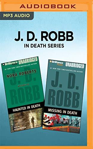 J. D. Robb in Death Series -: J D Robb