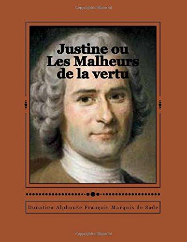 9781536803136: Justine ou Les Malheurs de la vertu