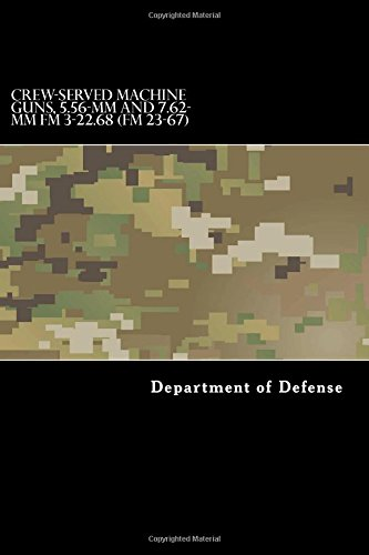 Crew-Served Machine Guns, 5.56-MM and 7.62-MM FM: Department of Defense