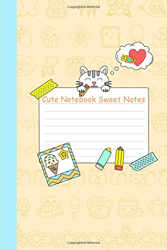 9781536816044: Cute Notebook Sweet Notes