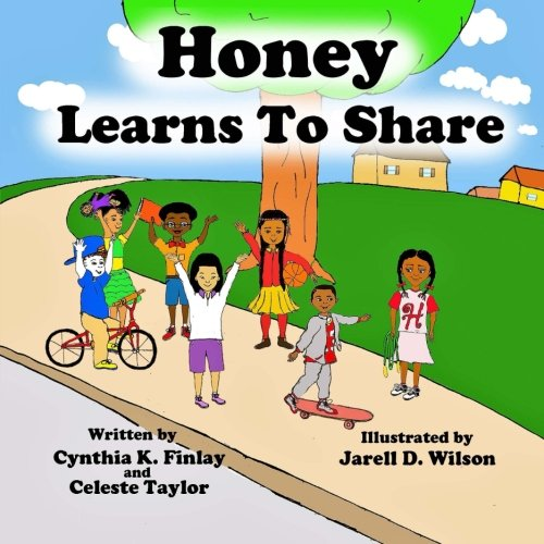 9781536816983: Honey Learns to Share (Honey and Her Friends) (Volume 2)