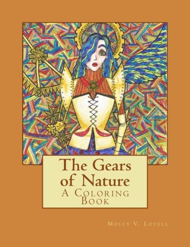 9781536833386: The Gears of Nature: A Coloring Book
