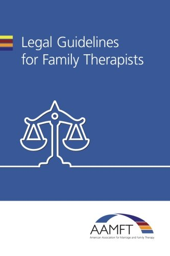 9781536843019: Legal Guidelines for Family Therapists