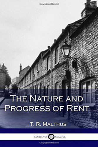9781536882933: Nature and Progress of Rent