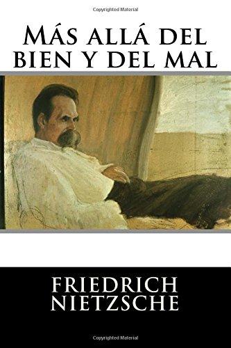 9781536911329: Más allá del bien y del mal (Spanish Edition)