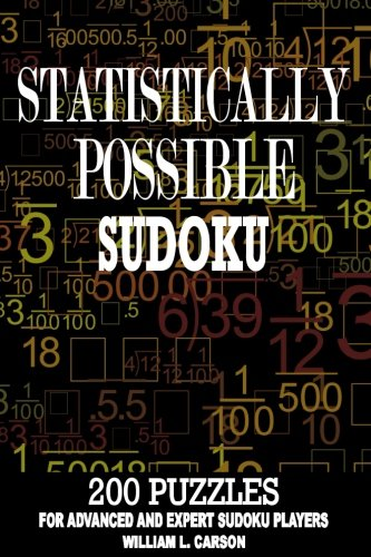 9781536951837: Statistically Possible Sudoku