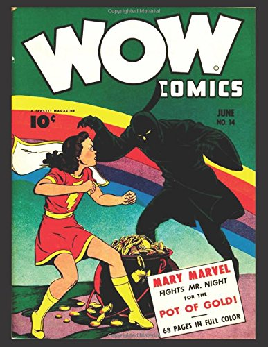 9781536988727: Wow Comics #14: Golden Age Superhero Comic 1943
