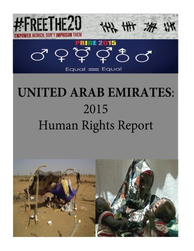 UNITED ARAB EMIRATES: 2015 Human Rights Report: United States Department of State