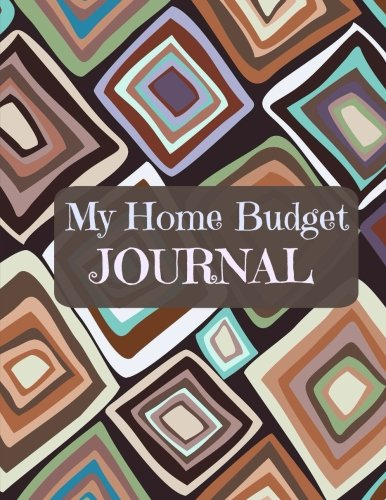 9781537002330: My Home Budget Journal (Extra Large Budget Planning Diary-Includes Goal Sheets and a Weekly Budget Template) (Volume 61)