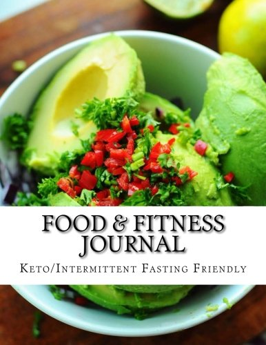 9781537015040: Food & Fitness Journal